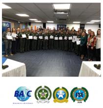 Gestores de Seguridad de la DIJIN  2019 – Frente de Seguridad Empresarial a Nivel Nacional