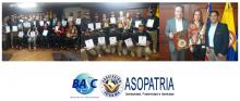 ASOPATRIA. Primer curso de formación Auditor Interno Integral Norma Internacional BASC V5:2017, Calidad ISO 9001:2015 e ISO 28000
